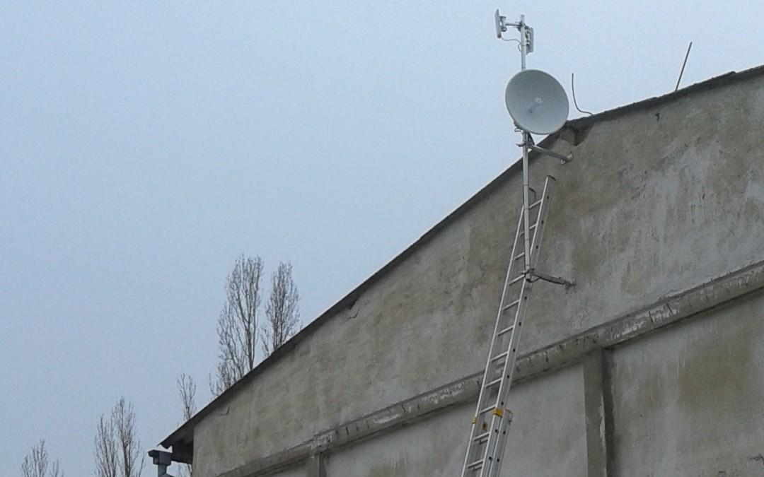 Nové vysílače v naší síti – Rákov