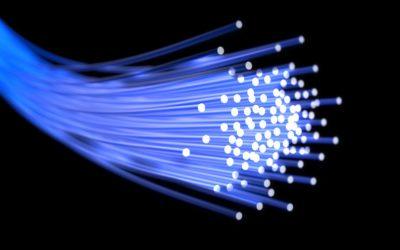 Přepojení na novou optickou linku 10Gbps